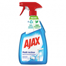 Fönsterputs Ajax Multi Action Spray Glas 750 ml