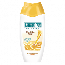 Duschtvål Palmolive Milk & honey 250 ml